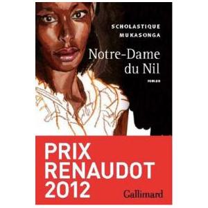 Notre-Dame du Nil - Prix-Renaudot 2012 - couverture