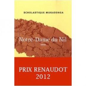 Prix Renaudot 2012 pour Notre-Dame du Nil