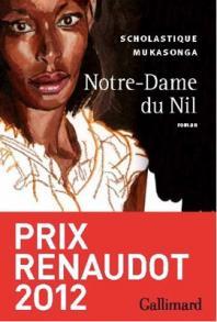 Scholastique Mukasonga - Notre-Dame du Nil - prix Renaudot