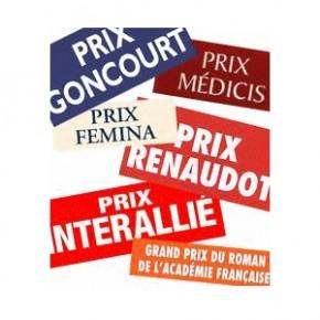 """""""Prix des prix"""" littéraires 2012"""