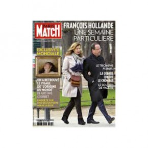 Paris Match - 7 fevrier 2013