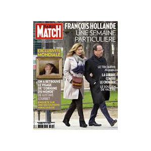 Paris Match n°3325 du 7 au 13 février