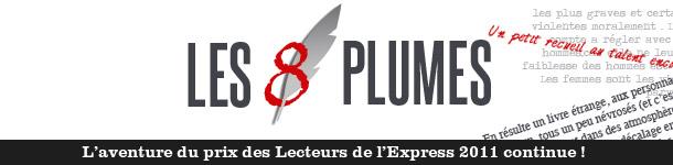Les 8 Plumes  L'Express