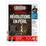 29/07/13 LIBERATION: D'OU ECRIVEZ-VOUS?