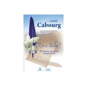 """25ème édition du Salon du livre """"Lire à Balbec"""", le 6 août 2013"""