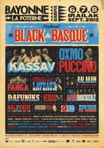 Festival Black & Basque