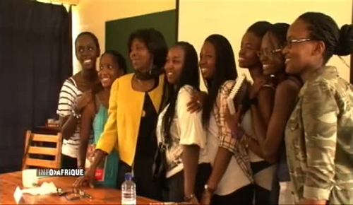 Infos afrique - Scholastique Mukasonga Rwanda