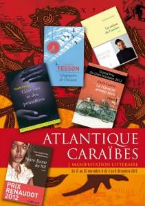 Manifestation littéraire Atlantique-Caraïbes