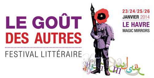 Festival littéraireLe Goût des Autres - Le Havre