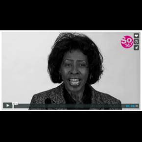 Video: le mot de Scholastique Mukasonga - 14 janvier 2014