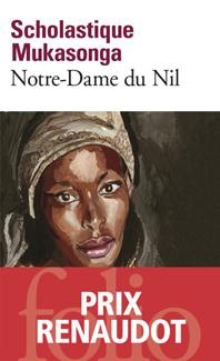 Scholastique Mukasonga - Notre-Dame du Nil - prix Renaudot Folio