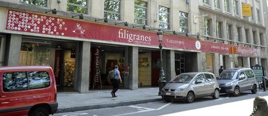 Rencontre avec Scholastique Mukasonga à la libriaire Filigranes - Bruxelles