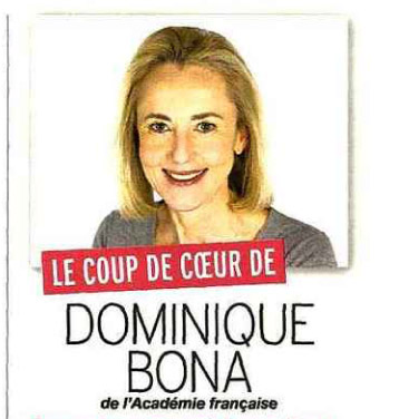 Le Coup de Cœur de Dominique Bona - Version Femina