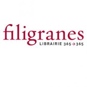 Rencontre à la librairie Filigranes - Bruxelles le 24 mai