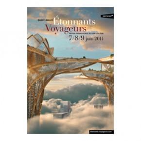 25e Festival Etonnants Voyageurs de Saint-Malo du 6 au 9 juin