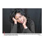 L'HUMEUR DE JÉRÔME GARCIN: SCHOLASTIQUE MUKASONGA, RETOUR AU RWANDA