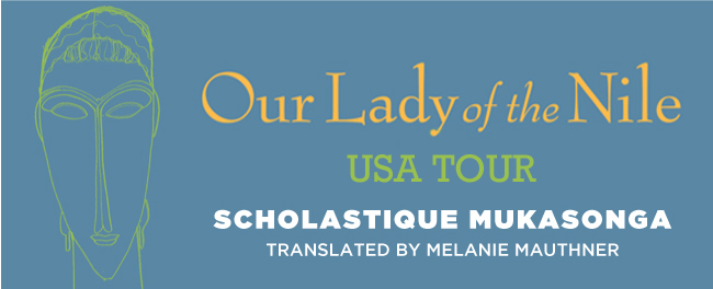 Our Lady of the Nile USA Tour - Scholastique Mukasonga