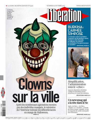 Libération | Rebonds: Disgressions francophones de Brooklyn à Göttingen