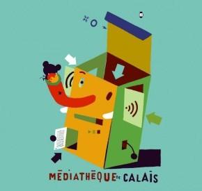 Rencontre à la Médiathèque de Calais le 14 mars 2015