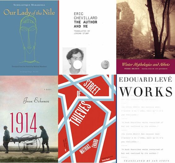 Three Percent announced its twenty-five candidates for its 2015 Best Translated Book of the Year Award for fiction.