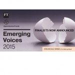 'Our Lady of the Nile' finalist for the FT / OppenheimerFunds Emerging Voices Awards