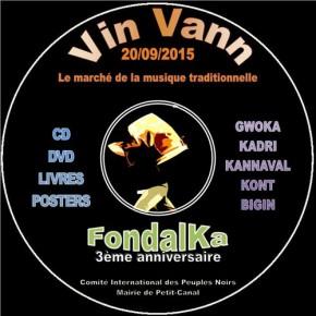 A la Guadeloupe, le 29 septembre, on fête l'anniversaire de Fondal Ka.