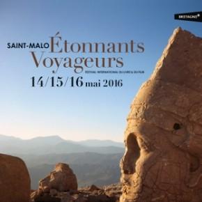 Festival Étonnants Voyageurs 2016 du 14 au 16 mai