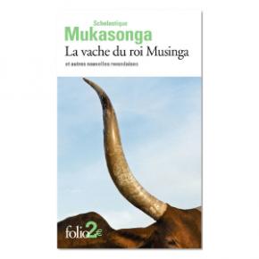 Livre: La vache du roi Musinga et autres nouvelles rwandaises