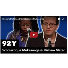 Video : Hisham Matar and Scholastique Mukasonga à 92nd Street Y