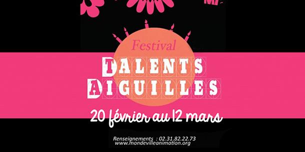 Festival Talents Aiguilles de la ville de Mondeville