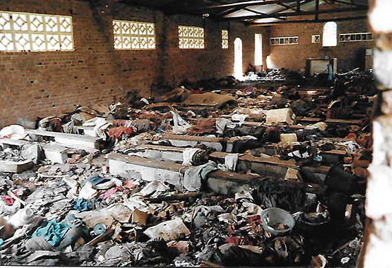 ntarama - Rwanda Genocide 1994