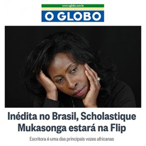 Portrait dans le journal brésilien O Globo