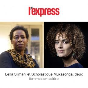 L'Express du 31 mai 2017: femmes en colère