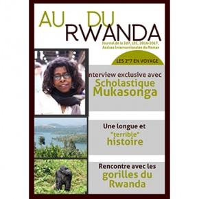 Graines de critiques littéraires : « Au cœur du Rwanda »