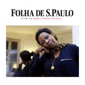 Folha de São Paulo : 'Escrevo para salvaguardar memória'