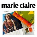 Interview dans Marie Claire Brasil