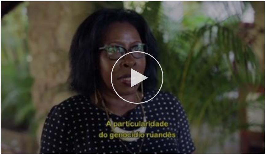 Regardez la vidéo de Arte 1 de l'interview  de Scholastique Mukasonga par Le critique littéraire Manuel da Costa Pinto lors de ma venue à Flip - Paraty