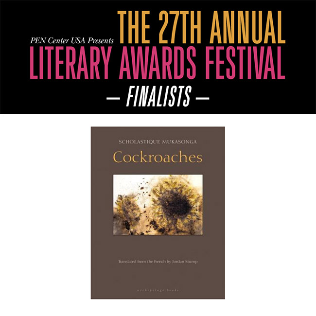 PEN Center USA Litterary Awards