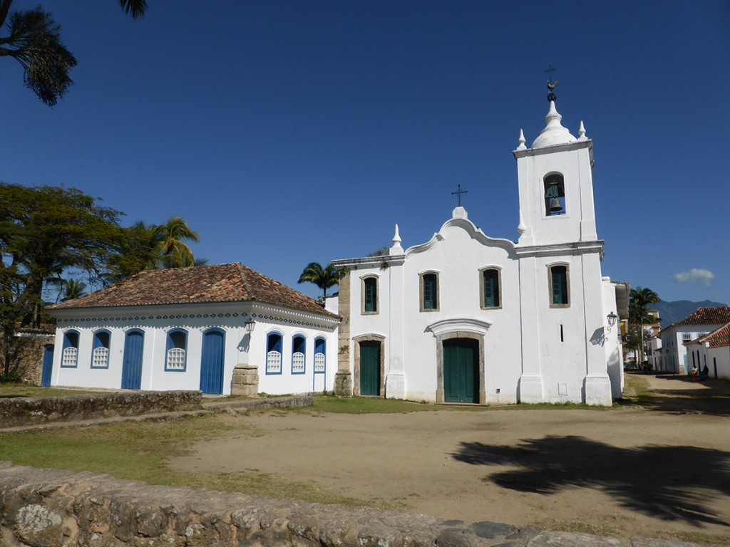 Villle de Paraty - Brésil