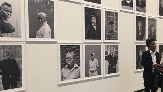 """exposition """"Afrique d'aujourd'hui"""" présentée à H2M - Bourg en Bresse"""