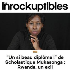 Les Inrocks : Rwanda, un exil