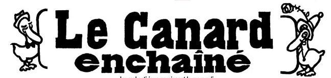 Le Canard enchaîné logo
