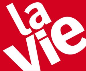 Magazine La Vie   l'hebdo chrétien d'actualité  - logo