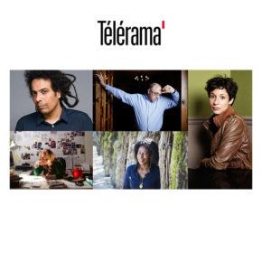 Télérama : La boîte à musique des écrivains