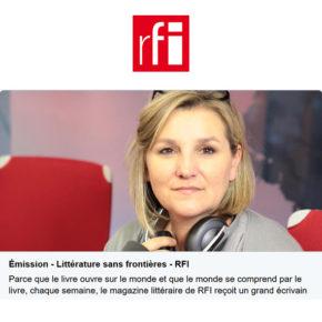 RFI :  Littérature sans frontières