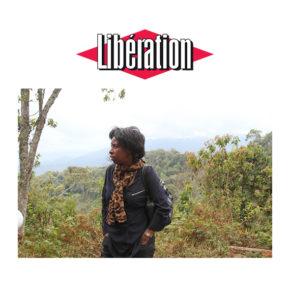 Libération - interview : «C'est par le savoir que j'ai échappé à la machette»
