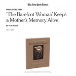 The New York Times : 'The Barefoot Woman'