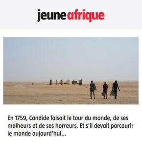 Jeune Afrique : Quel serait le voyage de Candide en 2019 ?