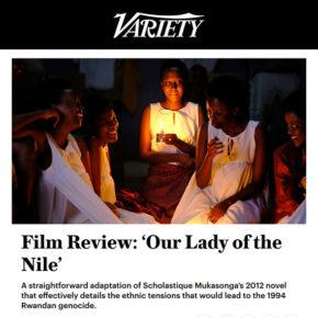 Variety Film Review: 'Notre- Dame du Nil'