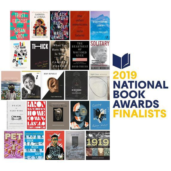 finaliste du National Book Awards 2019